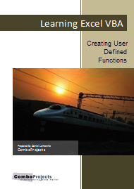 Creating User Defined Functions